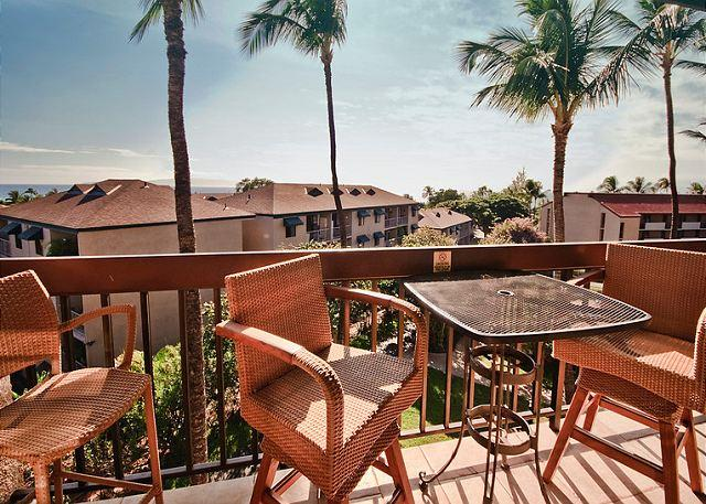 Renovated & Fully Air-Conditioned Two-Bedroom Ocean View Condo - Image 1 - Kihei - rentals