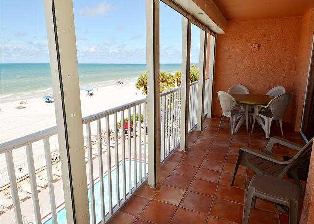 Sand Castle II Condominium 2402 - Image 1 - Indian Shores - rentals