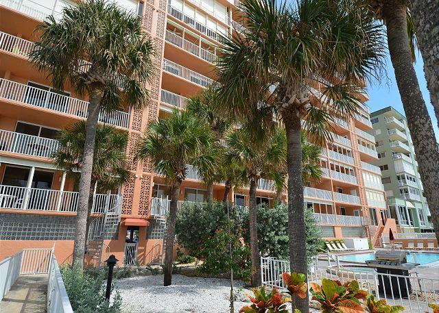 Sand Castle II Condominium 703 - Image 1 - Indian Shores - rentals