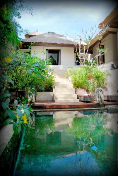 3-bedroom Villa Purnamasari located central Ubud - Image 1 - Ubud - rentals