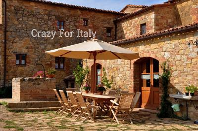 Villa Saba Pienza Villa, beautiful, sleeps 15 - Image 1 - Pienza - rentals
