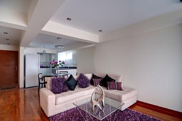 Main Room - Beautiful Brand New Apartment In Miraflores - Lima - rentals