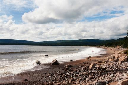 Beach at property - #54 Sandstone, Ingonish  NS - Ingonish - rentals
