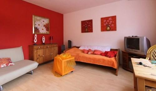 Vacation Apartment in Mittelnkirchen - 269 sqft, bright, compact, comfortable (# 3227) #3227 - Vacation Apartment in Mittelnkirchen - 269 sqft, bright, compact, comfortable (# 3227) - Mittelnkirchen - rentals