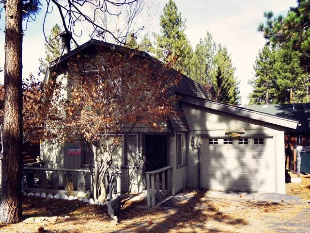 Bear Necessity Cabin - Image 1 - Big Bear Lake - rentals