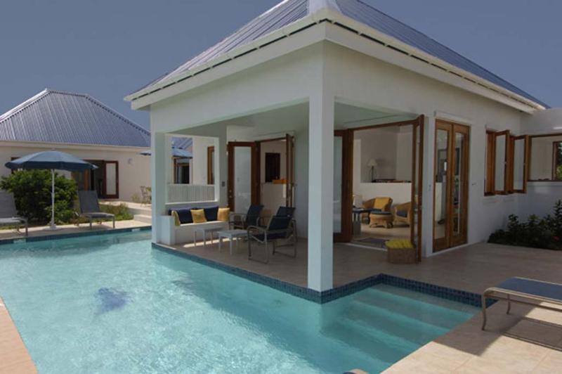 REAPANPJ Villa at Anguilla - Ocean View, Pool, Walk To Beach - Image 1 - Anguilla - rentals