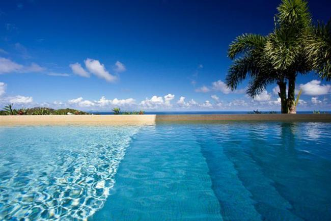 Villa Donato at Colombier, St. Barth - Ocean View, Pool, Air-Conditioned Throughout - Image 1 - Colombier - rentals