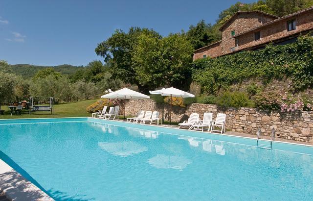 Villa il Castellaccio -flat #2 - Image 1 - Greve in Chianti - rentals