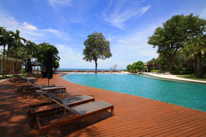 Hua Hin Beach Penthouse With 2 Bedrooms - Image 1 - Hua Hin - rentals