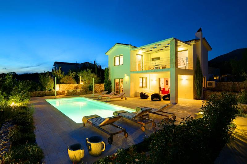 Ideales Resort villa Corali - Image 1 - Trapezaki - rentals