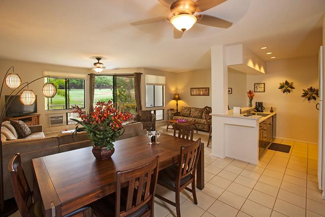 As you enter Hale Makamae-Maui - Grand Champions #103, Wailea, Maui - Wailea - rentals