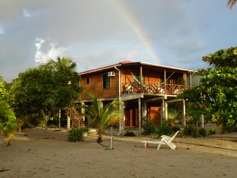 Your 2 acres of beach-Easy Street 2-2 bedroom home - Image 1 - Placencia - rentals