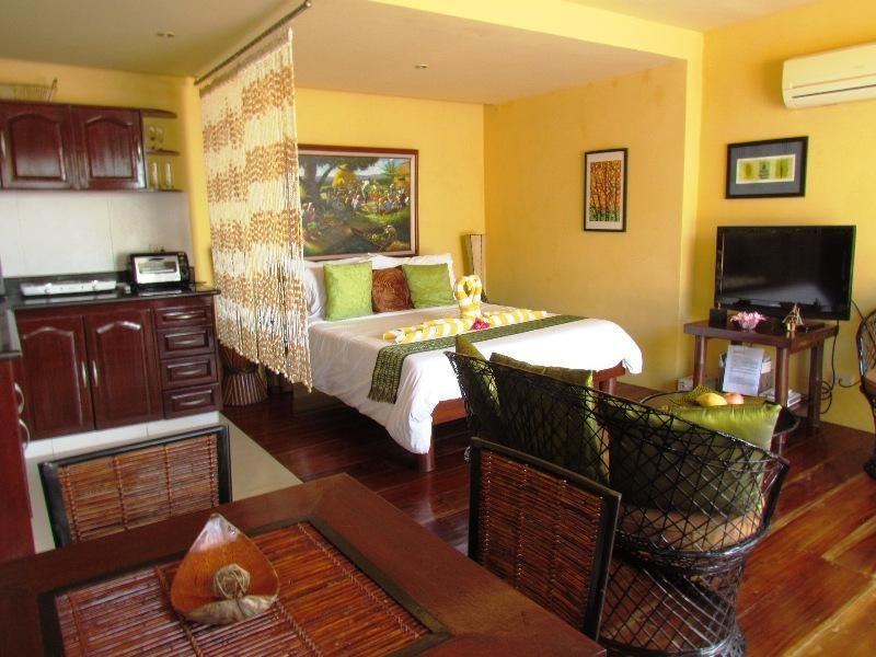 Horizon Studio Apartment - Boracay Beach front sea-view apartment with  pool - Boracay - rentals