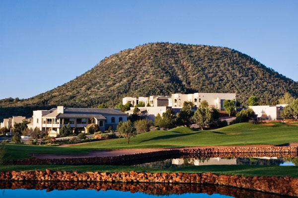 Elegant condo with resort pool, A/C, views, golf - Image 1 - Sedona - rentals