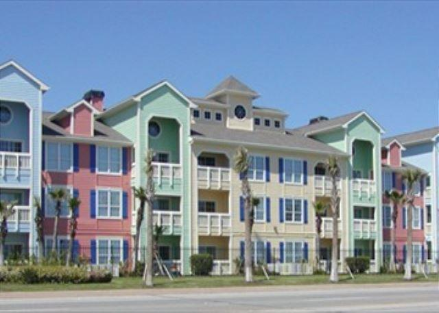 Dawn 314 is a upgraded fully furnished rental at the Dawn Condos! - Image 1 - Galveston - rentals