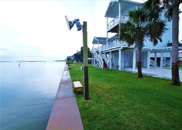 Stunning newly built Bayfront home! - Image 1 - Galveston - rentals