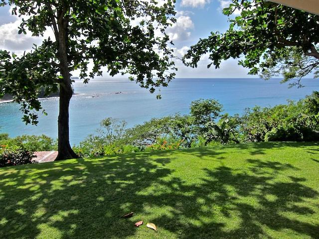 Magnificent View of the Caribbean Sea - Luxury location, natural, unpretentious comfort - Gros Islet - rentals