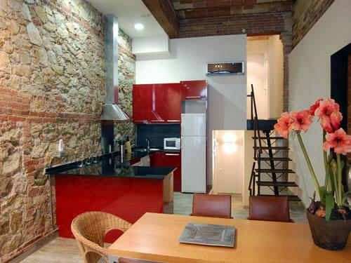 8-person apartment in Poble Sec - Image 1 - Barcelona - rentals