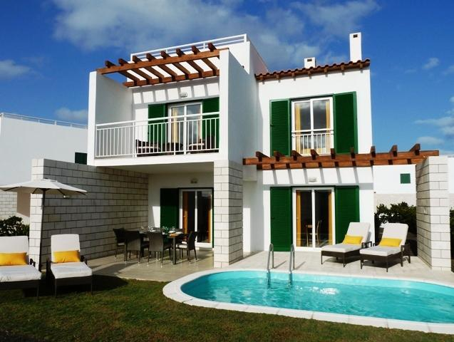 Villa with Private Pool - Brand New Luxury Villa on Sal Island, Cape Verde - Santa Maria - rentals