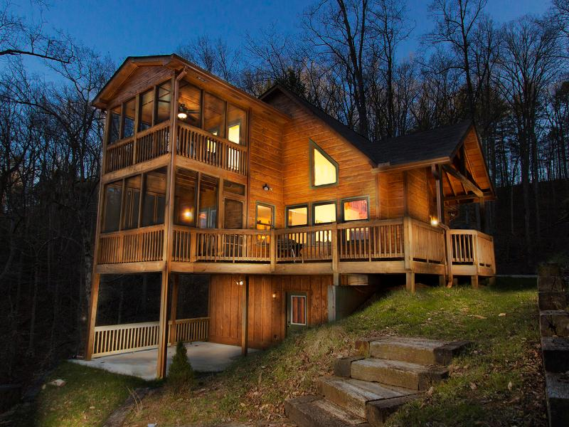 Tree House Cabin - Tree House - Clean - New - Coosawattee - Ellijay - rentals