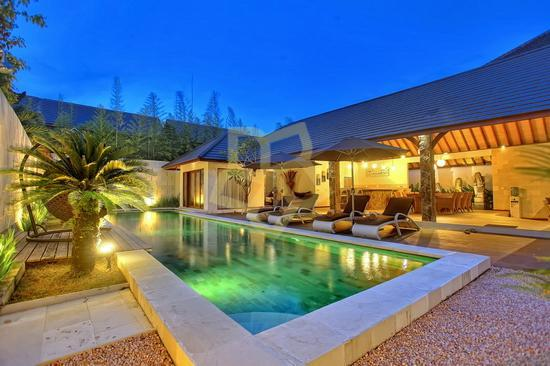 Swimming pool - New Villa Esperanto, Seminyak, Bali - Seminyak - rentals