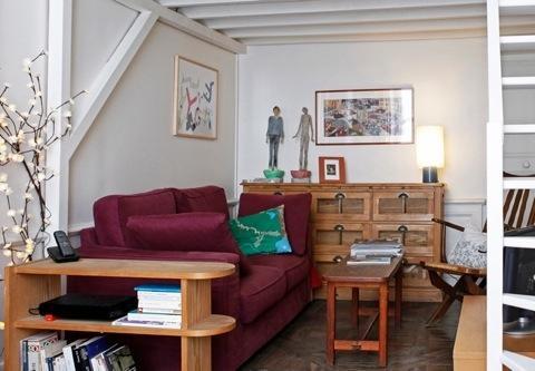 Apartment Croix Paris apartment for rent, short stay in Paris, apartment in Marais, central paris apartment to let, Paris apartment - Image 1 - Paris - rentals