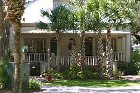 Georgian Cottage - 2 bedroom/2 bath Duplex in Steinhatchee Landing - Steinhatchee - rentals