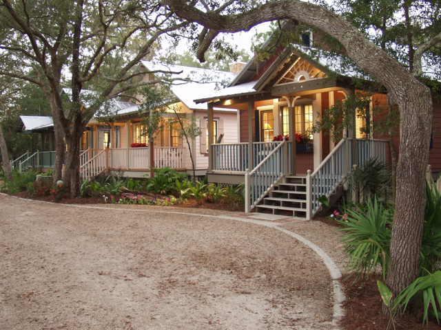 Honeymoon Row at the Landings - Honeymoon Cottage at the Landing Resort - Steinhatchee - rentals