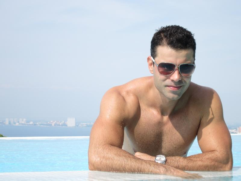 The Pool is Heated ,Warm and Delicious, come on In - The Most Spectacular Views in Puerto Vallarta! - Puerto Vallarta - rentals