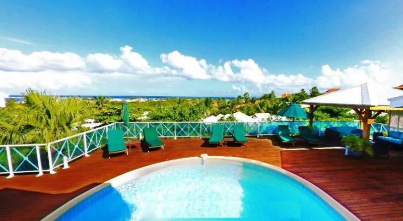 Tintamarre, Orient Bay, St Martin - TINTAMARRE...* Green Cay Villas... lovely views, fresh breezes, comfortable - Orient Bay - rentals