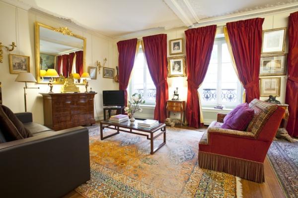 CRRUHV201PAR - Champs-Elysées Palace - Image 1 - Paris - rentals