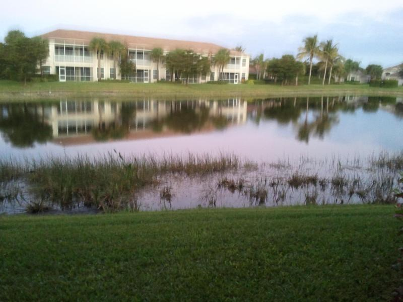 View for lanai - Condo Ft. Myers, Florida at Colonial Country Club - Fort Myers - rentals