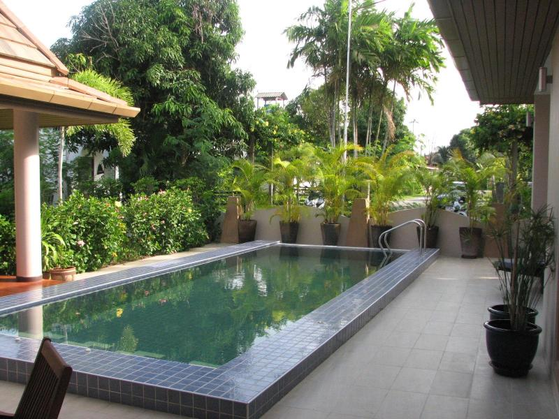 The private pool - VILLA K. ANNE, luxurious, 3 bedrooms, private pool - Rawai - rentals