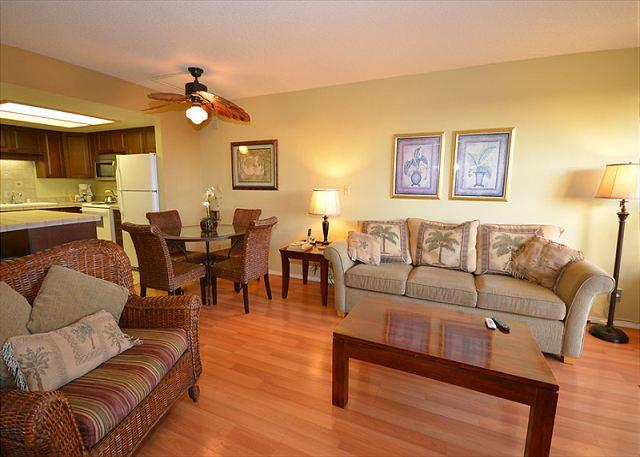 South-Facing Fully Renovated 1-Bedroom Condo - Image 1 - Kihei - rentals
