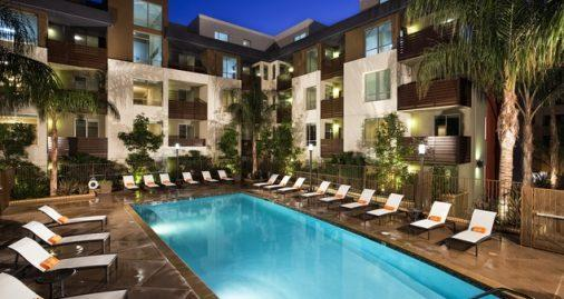 SP Hollywood Luxury Apartment - Image 1 - Los Angeles - rentals