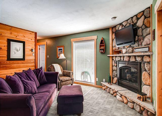 Double Eagle Living Room Breckenridge Lodging - Double Eagle A22 Ski-in Condo Breckenridge Colorado Vacation Rental - World - rentals