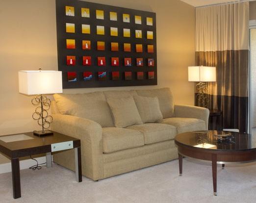 Sleeper sofa very confortable - Executive Oasis near the Las Vegas Strip! - Las Vegas - rentals