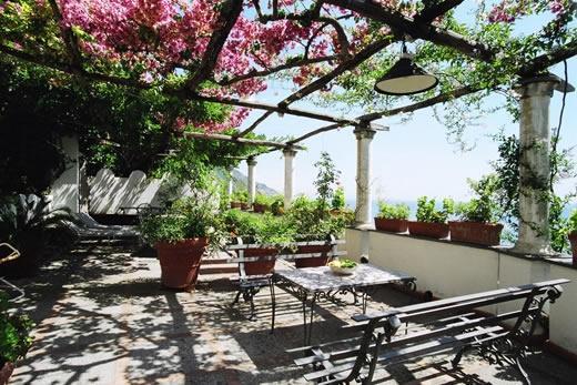 CR102Positano - Villa La Rocca - Image 1 - Positano - rentals