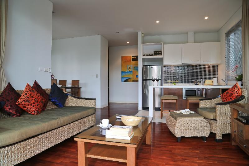 Superb 2 beds beach apartment  (KG4B) - Image 1 - Kata - rentals