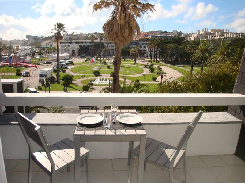 Estoril - Sea - Garden View - Image 1 - Cascais - rentals