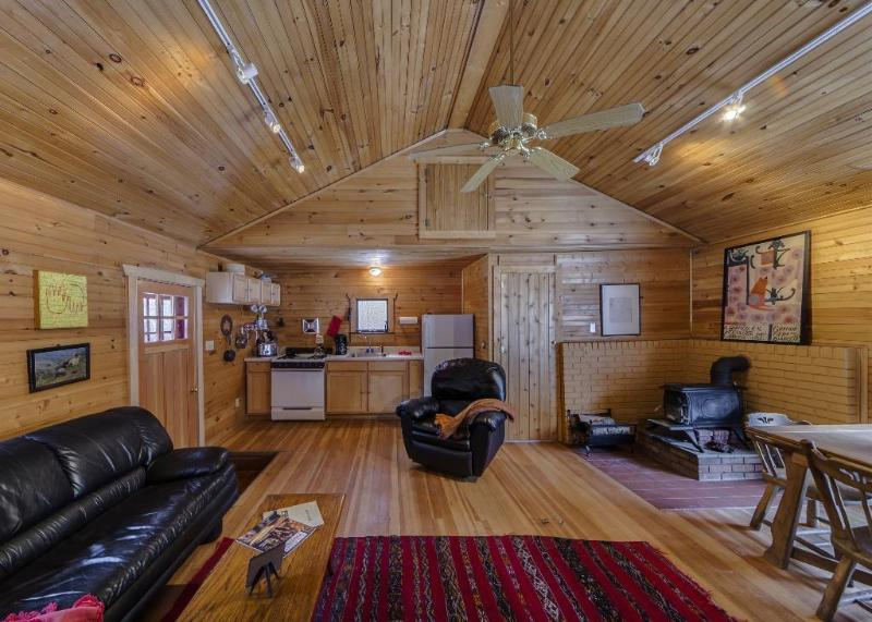 Charming Knotty Pine Cottage on 575 Acre Preserve - Image 1 - Milford - rentals