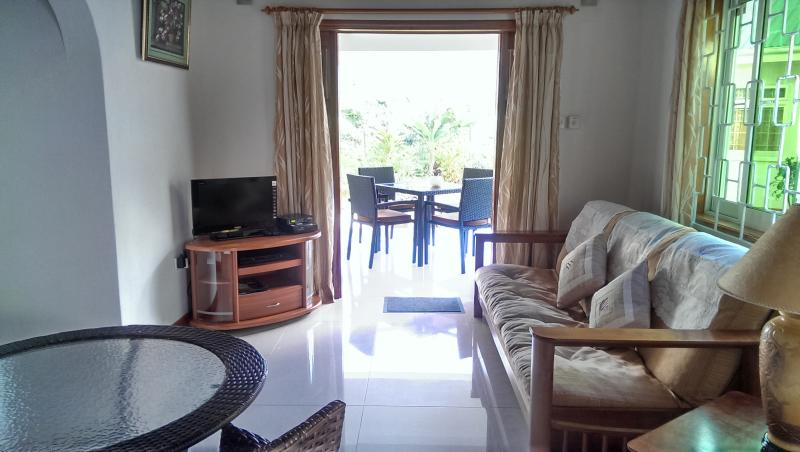 Ground Floor - Sitting room - D&M HOLIDAY APARTMENT - Beau Vallon - rentals