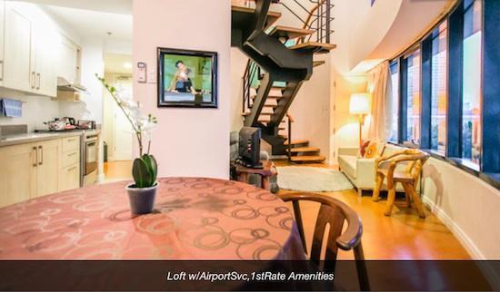 Nice,SpaciousLoft,1st-rate Amenities w/ AirportSvc - Image 1 - Makati - rentals