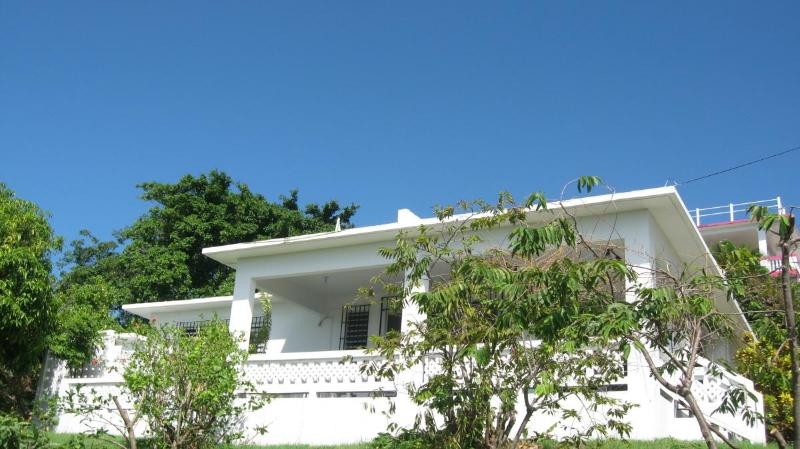 South Porch View Looking North - Vieques, Puerto Rico - Caribbean Overlook - 3BDRM - Isla de Vieques - rentals