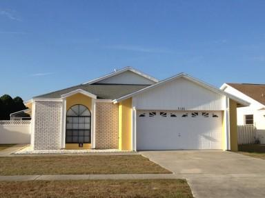 Minutes from Disney 3BD/2BA home with Pool- WB20 - Image 1 - Kissimmee - rentals