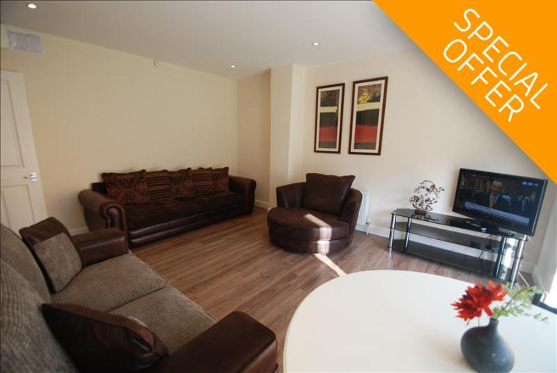 Fairfield Apartments - 2BR - Private Garden - Croydon - Image 1 - London - rentals