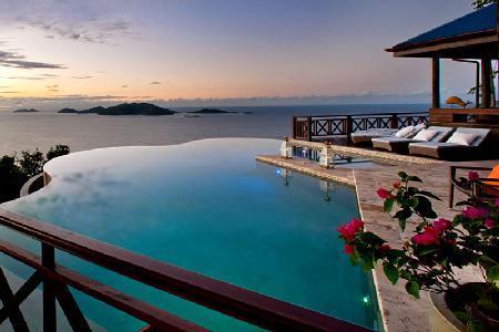 Tingalayo - Exclusive Private Estate on 4 Acres, Art Paradise - Image 1 - Tortola - rentals