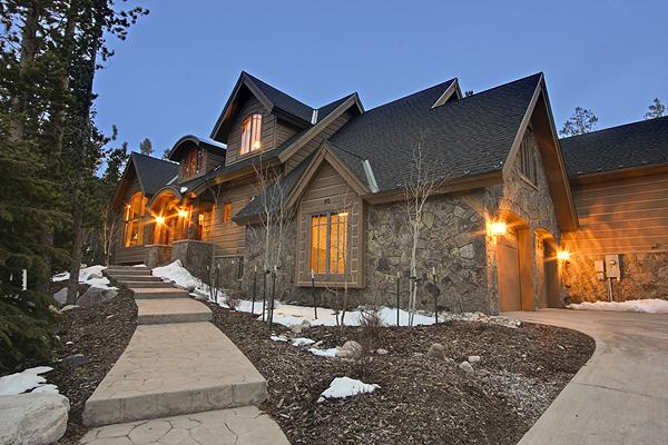 Luxury Log 6 Bedroom Masterpiece in Resort - Image 1 - Keystone - rentals