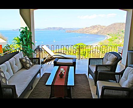 Outdoor living with a spectacular view! - Villa Brooks - Playa Hermosa - rentals