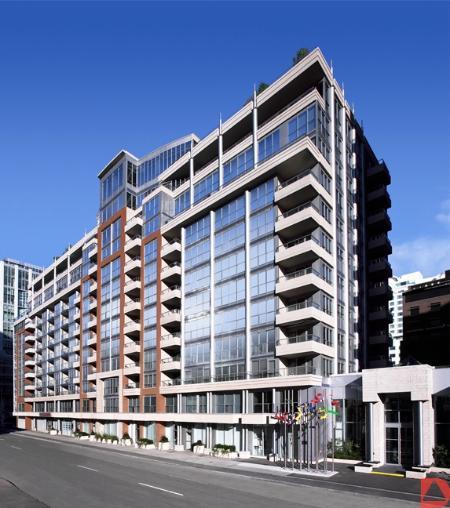 Icon - Exterior - DelSuites Furnished Suites Downtown Toronto - Icon - Toronto - rentals